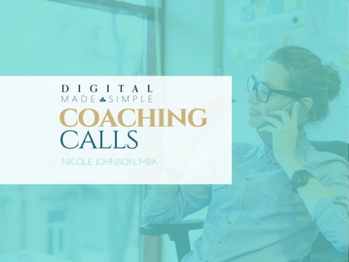 Coaching Calls, Digital Made Simple, LLC