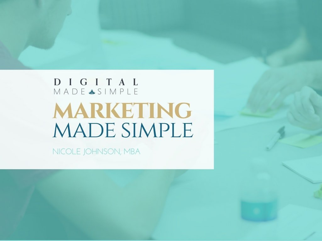Marketing Made Simple™, Digital Made Simple, LLC