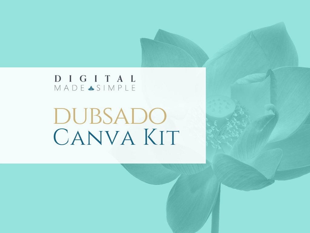 Dubsado Canva Kit
