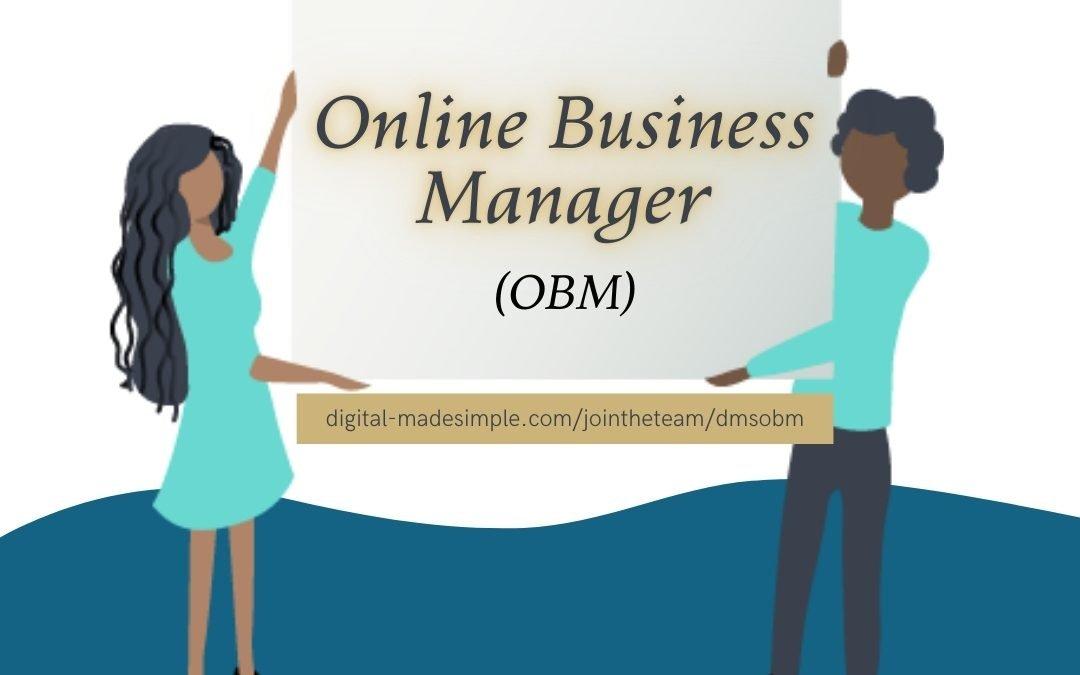 DMS-OBM