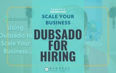 Dubsado for Hiring